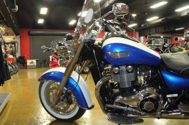 See more photos for this Triumph Thunderbird LT ABS, 2014 motorcycle listing