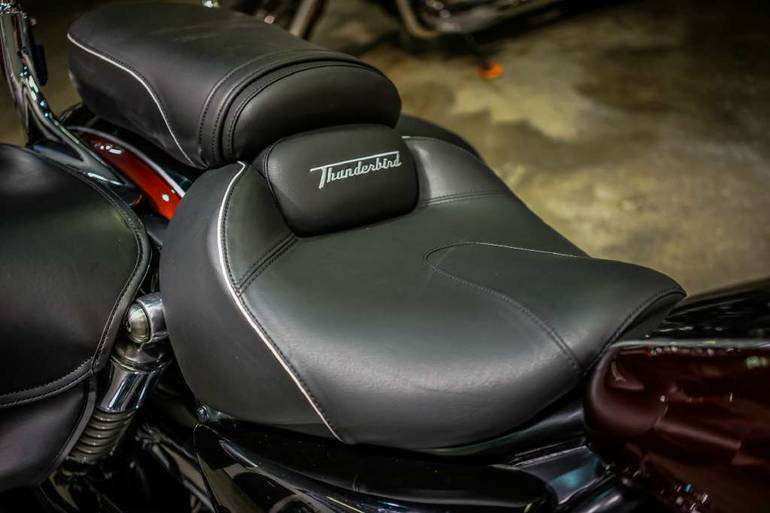 See more photos for this Triumph Thunderbird LT, 2014 motorcycle listing