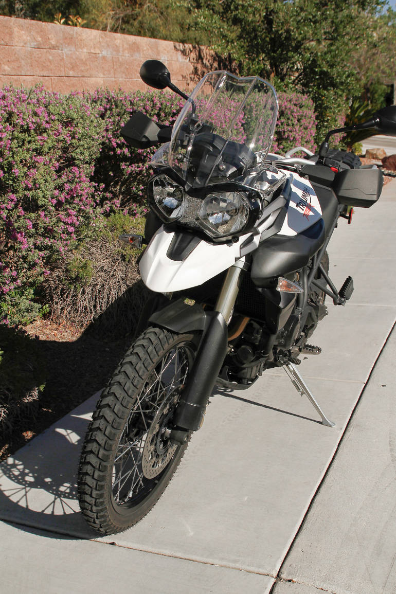 See more photos for this Triumph Tiger 800 XC ABS, 2014 motorcycle listing
