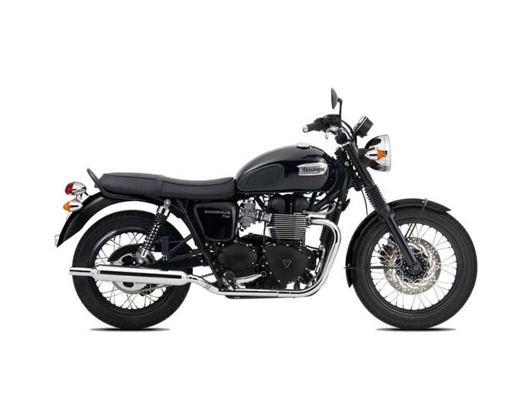 See more photos for this Triumph Bonneville T100 - Black, 2015 motorcycle listing
