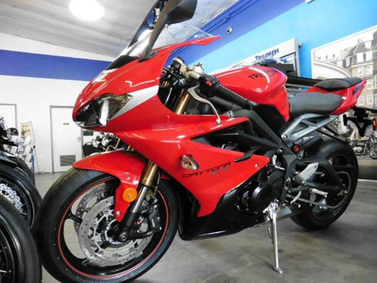 See more photos for this Triumph Daytona 675 ABS, 2015 motorcycle listing