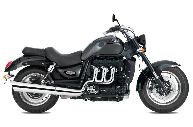 See more photos for this Triumph Rocket III Roadster, 2015 motorcycle listing