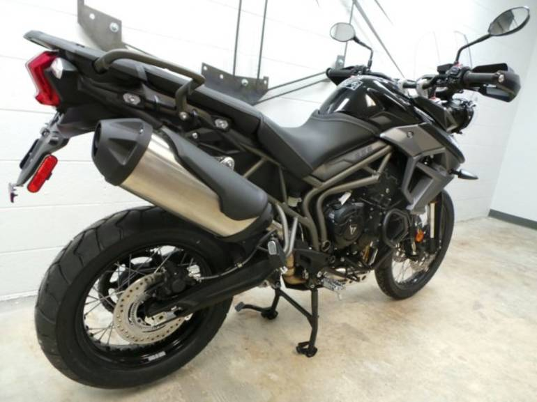 See more photos for this Triumph TIGER 800XCX, 2015 motorcycle listing