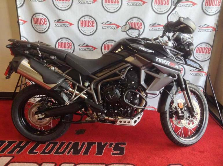 See more photos for this Triumph Tiger 800 XCx, 2015 motorcycle listing