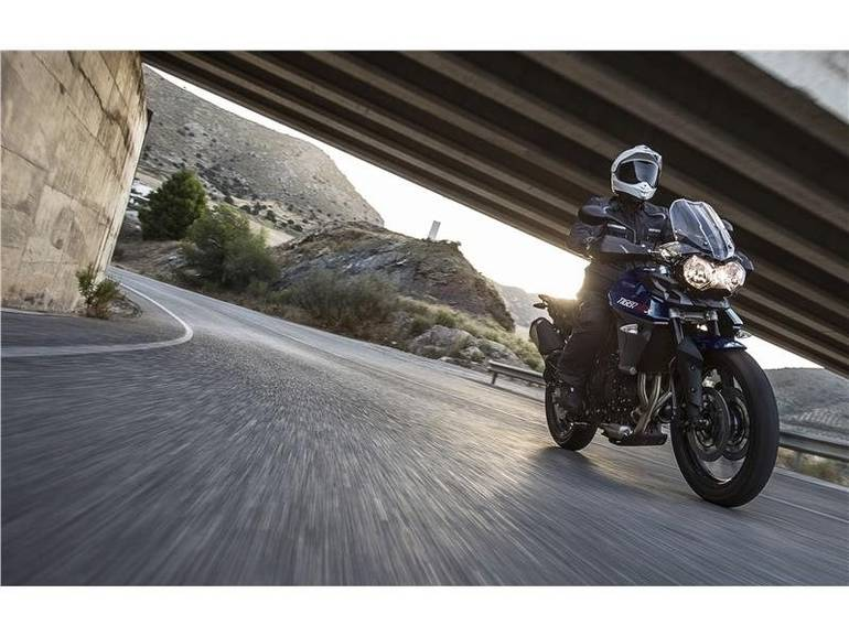 See more photos for this Triumph Tiger 800 XRX, 2015 motorcycle listing