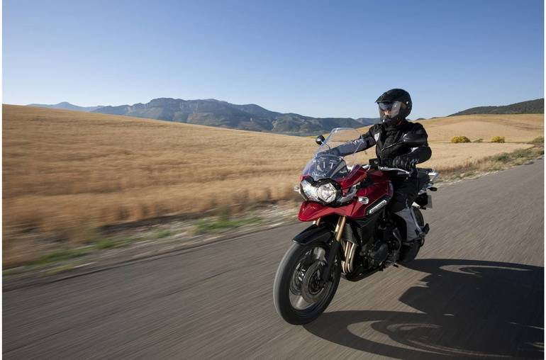 See more photos for this Triumph Tiger Explorer, 2015 motorcycle listing