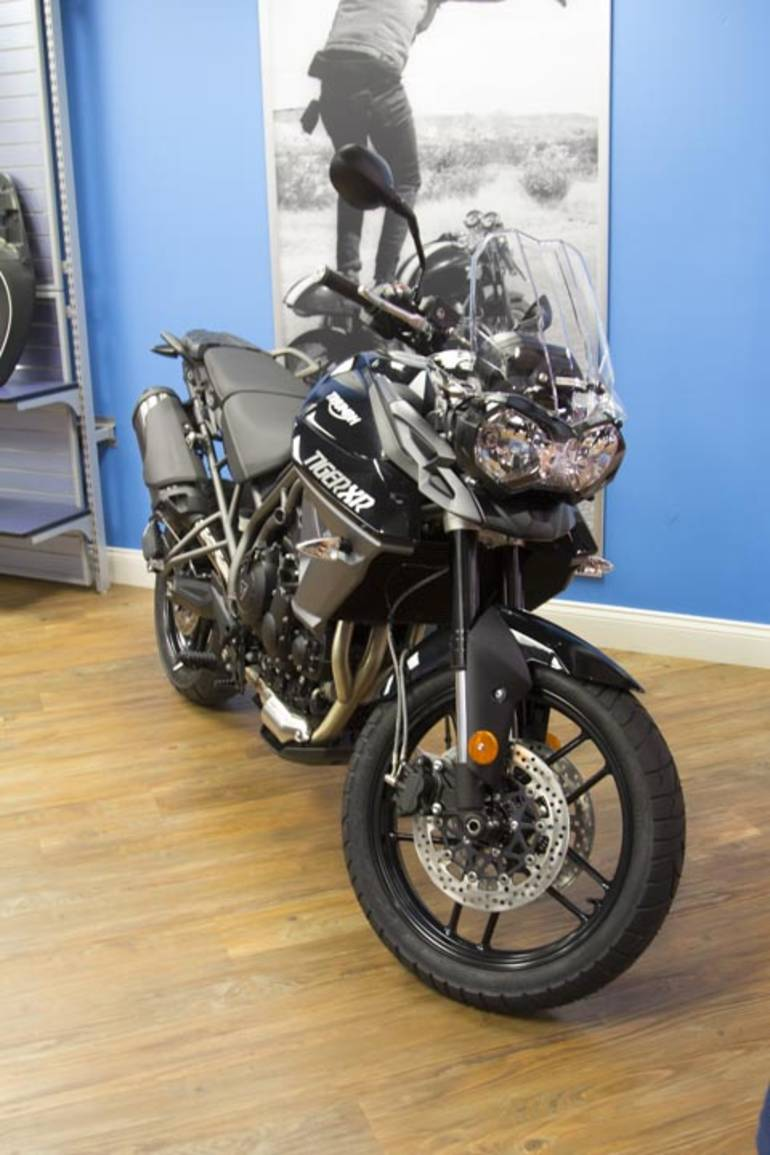 See more photos for this Triumph TIGER 800, 2016 motorcycle listing