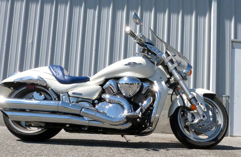 2007 Suzuki BOULEVARD M109R Motorcycle From Dover, DE,Today Sale ...