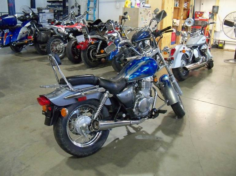 See more photos for this Suzuki GZ250, 2008 motorcycle listing