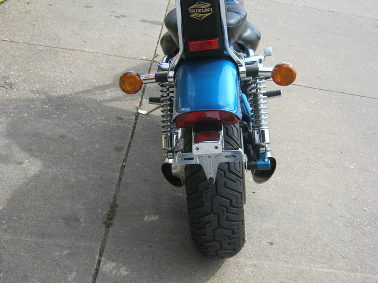 See more photos for this Suzuki VS1400 Intruder, 1996 motorcycle listing