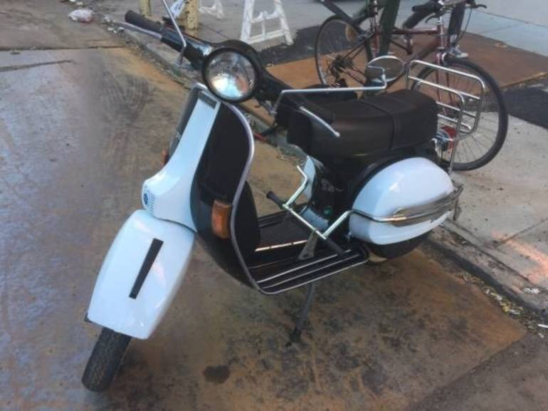 See more photos for this Vespa Px 125, 1979 motorcycle listing
