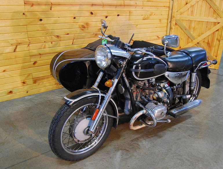 See more photos for this Ural Bavarian Classic, 2000 motorcycle listing