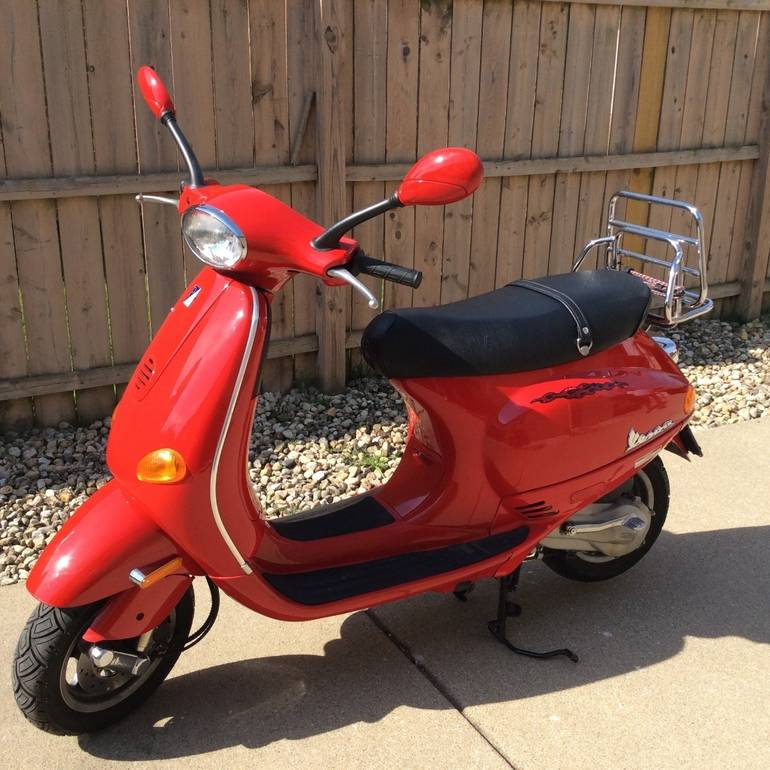 See more photos for this Vespa 50 , 2001 motorcycle listing