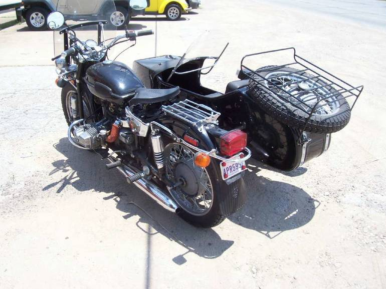 See more photos for this Ural Tourist 750 with Sidecar, 2003 motorcycle listing