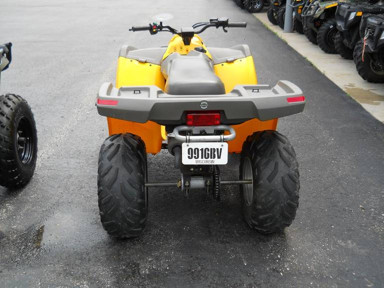 See more photos for this Bombardier RALLY 200, 2004 motorcycle listing