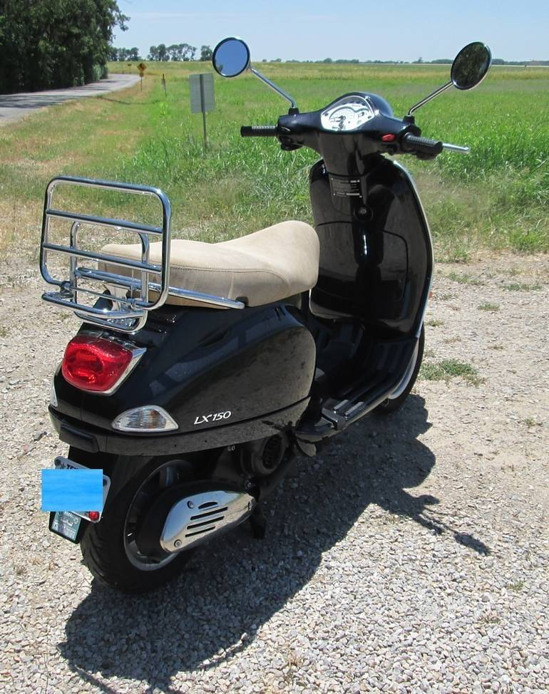See more photos for this Vespa Lx 150, 2007 motorcycle listing