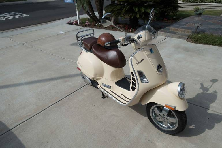 See more photos for this Vespa Gtv 250, 2009 motorcycle listing