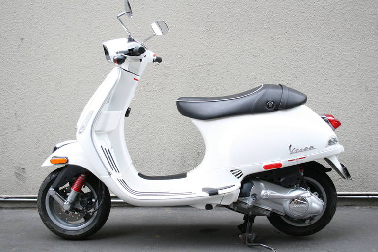See more photos for this Vespa S 150, 2009 motorcycle listing