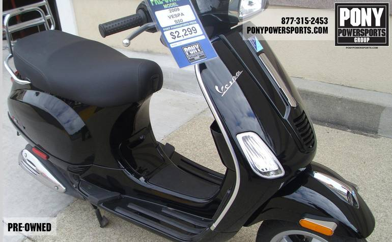 See more photos for this Vespa S50, 2009 motorcycle listing