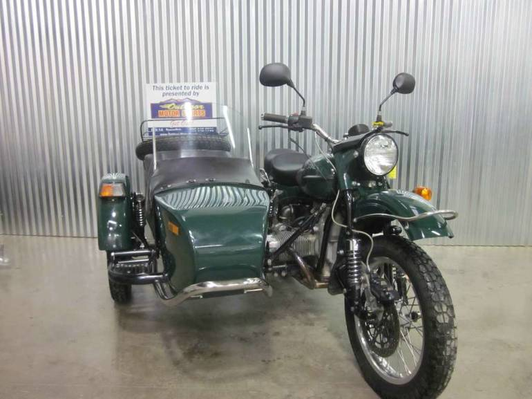 See more photos for this Ural Patrol 2WD, 2010 motorcycle listing
