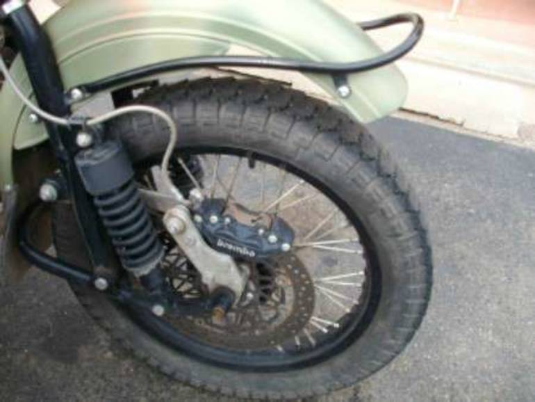 See more photos for this Ural Gear-Up 2WD, 2011 motorcycle listing