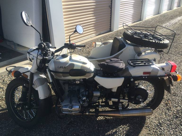 See more photos for this Ural Gear-Up 2WD, 2013 motorcycle listing