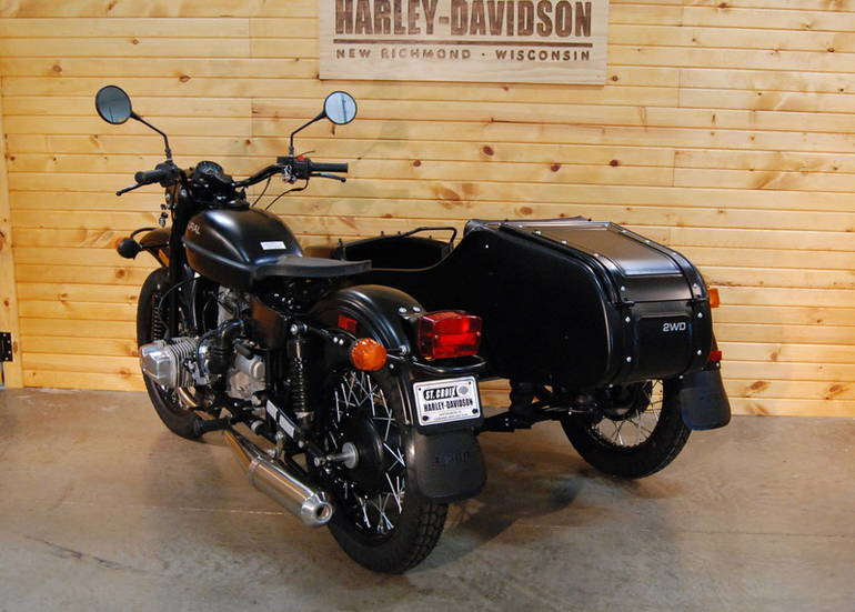 See more photos for this Ural Patrol T, 2013 motorcycle listing