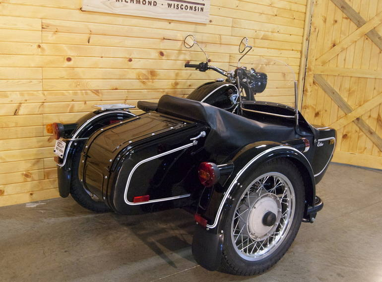 See more photos for this Ural Retro, 2013 motorcycle listing