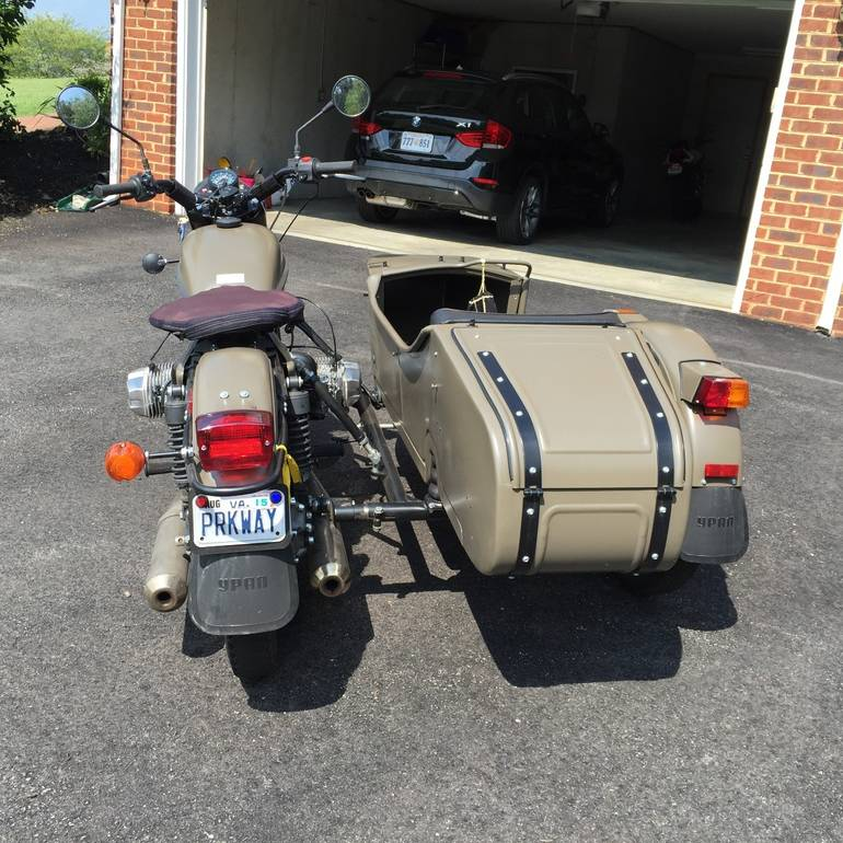 See more photos for this Ural Tourist , 2013 motorcycle listing