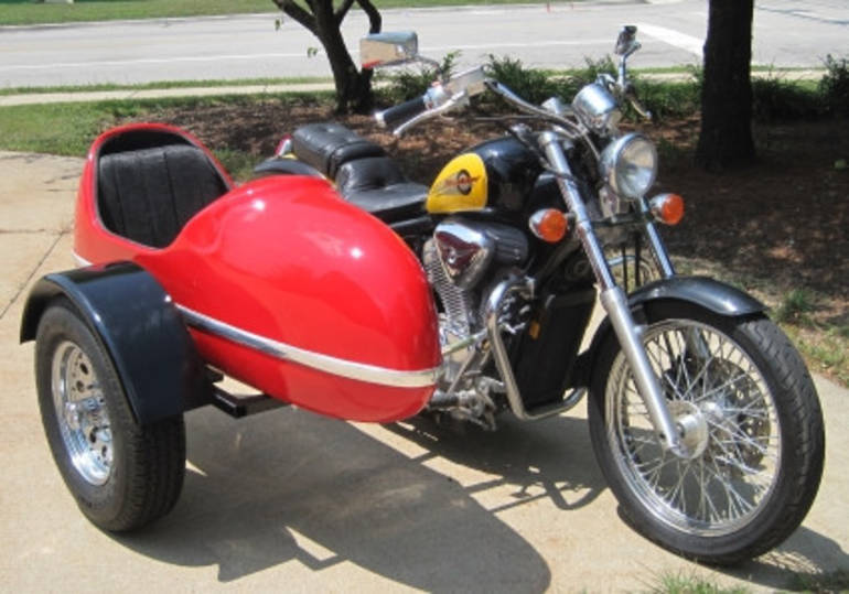See more photos for this Gsi RocketTeer Motorcycle Sidecar Kit - All Kawasaki Models, 2014 motorcycle listing