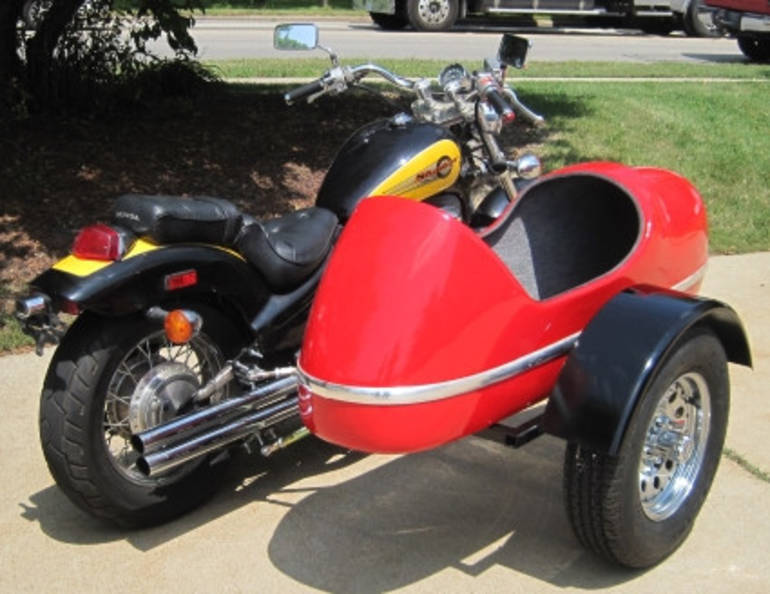 See more photos for this Gsi RocketTeer Motorcycle Sidecar Kit - All Kymco Models, 2014 motorcycle listing