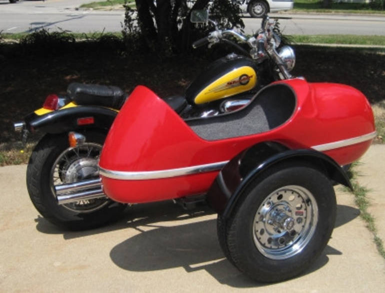 See more photos for this Gsi RocketTeer Motorcycle Sidecar Kit - All Suzuki Models, 2014 motorcycle listing
