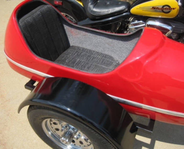 See more photos for this Gsi RocketTeer Motorcycle Sidecar Kit - All Yamaha Models, 2014 motorcycle listing