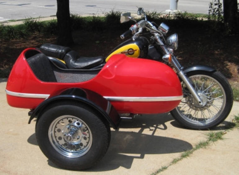 See more photos for this Gsi Standard RocketTeer Motorcycle Sidecar Kit - All Models, 2014 motorcycle listing