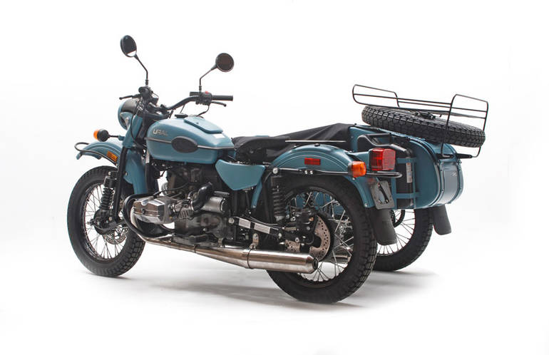 See more photos for this Ural GEAR-UP, 2014 motorcycle listing