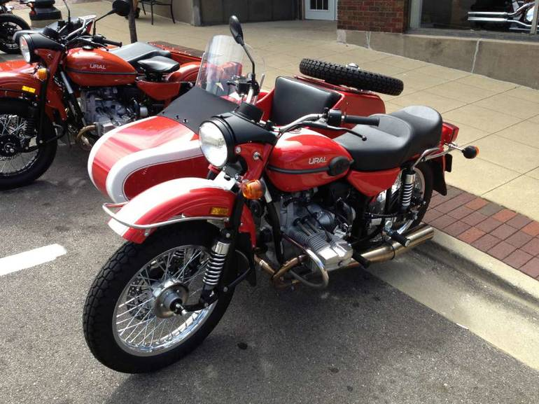 See more photos for this Ural Patrol, 2014 motorcycle listing