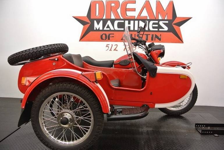 See more photos for this Ural Patrol Two-tone, 2014 motorcycle listing