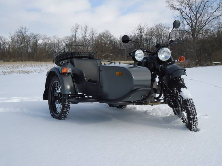 See more photos for this Ural GearUp 2WD EFI, 2015 motorcycle listing