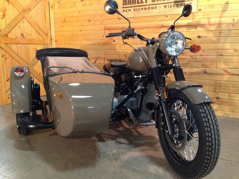 See more photos for this Ural M70, 2015 motorcycle listing