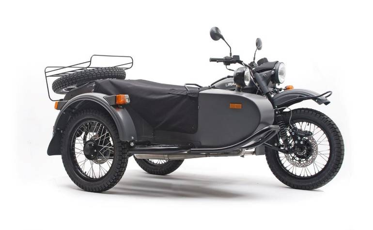 See more photos for this Ural Motorcycles GEAR UP, 2015 motorcycle listing