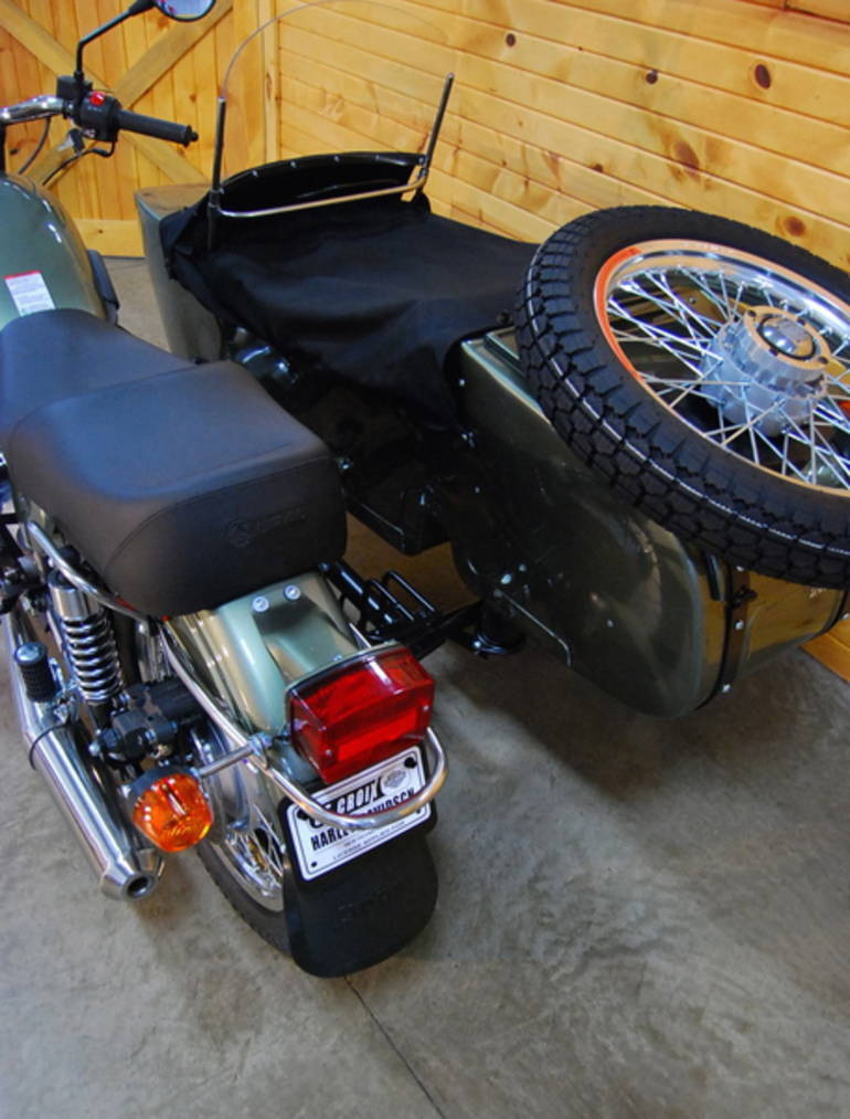 See more photos for this Ural Patrol, 2015 motorcycle listing