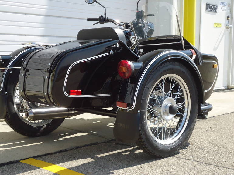 See more photos for this Ural RETRO, 2015 motorcycle listing