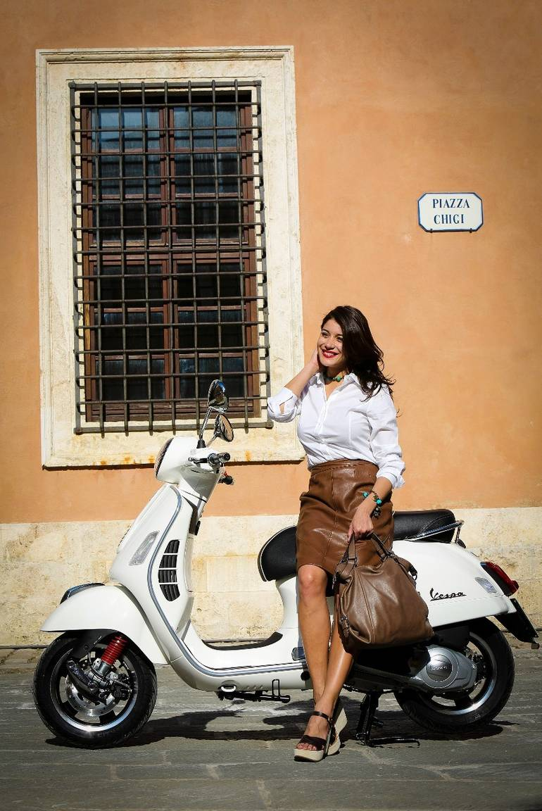 See more photos for this Vespa GTS 300 i.e. Super ABS, 2015 motorcycle listing