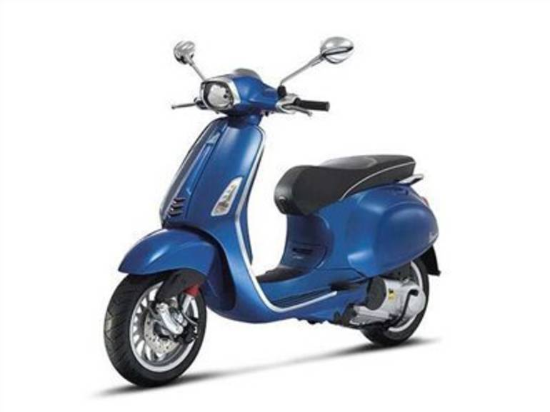 See more photos for this Vespa Sprint 150 ABS, 2015 motorcycle listing