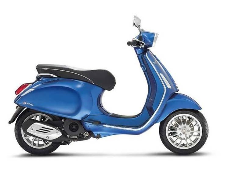 See more photos for this Vespa Sprint 50, 2015 motorcycle listing