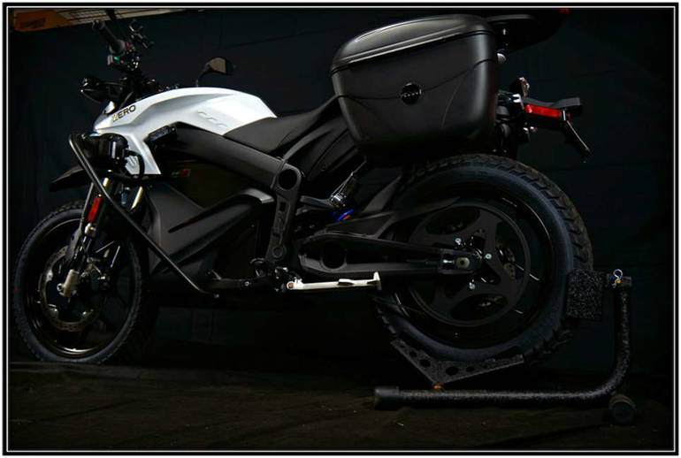 See more photos for this Zero Motorcycles DS ZF12.5 with Power Tank, 2015 motorcycle listing