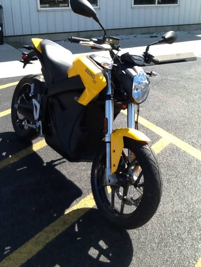 See more photos for this Zero Motorcycles S ZF12.5, 2015 motorcycle listing