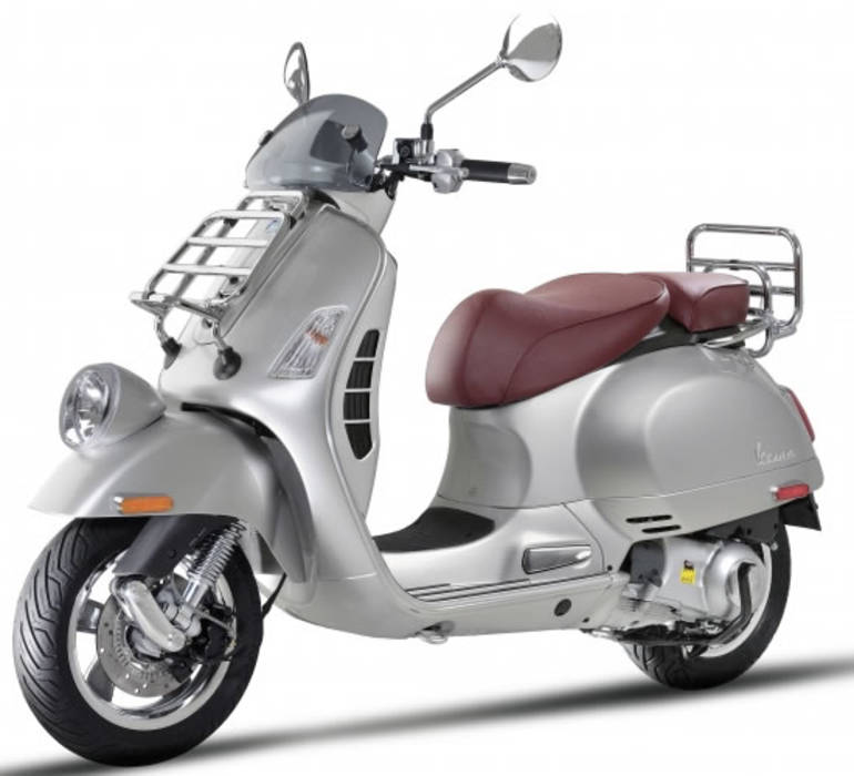 See more photos for this Vespa GTV300, 2016 motorcycle listing