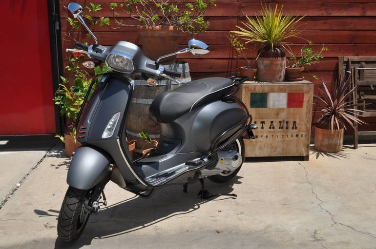 See more photos for this Vespa Sprint S, 2016 motorcycle listing