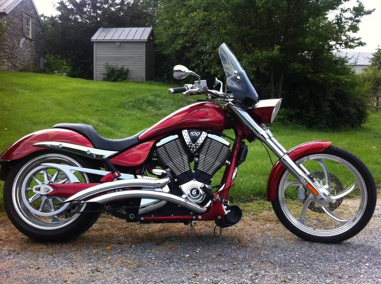 See more photos for this Victory Jackpot , 2007 motorcycle listing